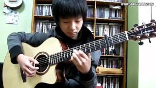 Titanic Theme My Heart Will Go On   Sungha Jung Stafabandde