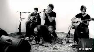 "Hot Sessions: All Time Low ""The Reckless and the Brave"""
