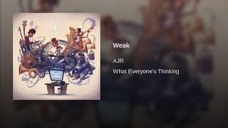 AJR Weak (Audio)