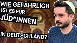 Antisemitismus: Wie gefährlich ist es für Jüd*innen in Deutschland? II PULS Reportage