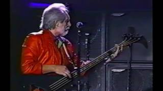 John Entwistle of The Who Bass Solo Atlanta 2000