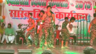 Maa Tujhe Salam Remix Song.S.K.Group Dance