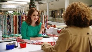 Gift Wrapping Professional Ellie Kemper