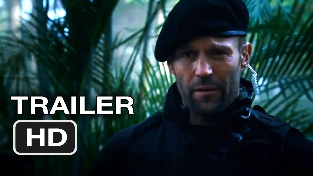 Movie Trailer #2:  The Expendables 2 (2012)