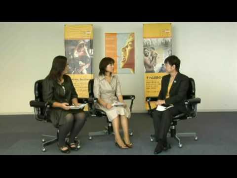 with ママ インタビュー @流山チャンネル 4/4