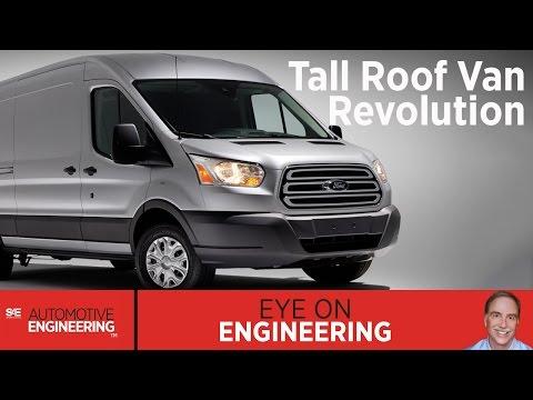 SAE Eye on Engineering: Tall Roof Van Revolution