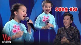 Hoài Linh tan chảy với giọng hát ngọt lụi tim của bé gái xứ Nghệ | Người Bí Ẩn