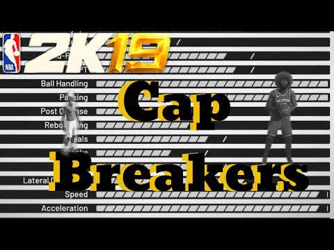 NBA 2K19 Cap Breakers for nearly EVERY build from 90 - 99