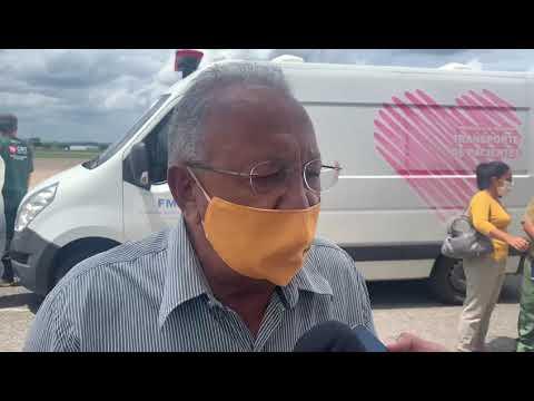 Teresina está preparada para receber pacientes de Manaus, diz Dr. Pessoa