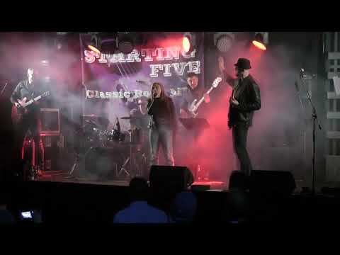 Starting Five - Rock, Blues and Soul - LIVE video preview