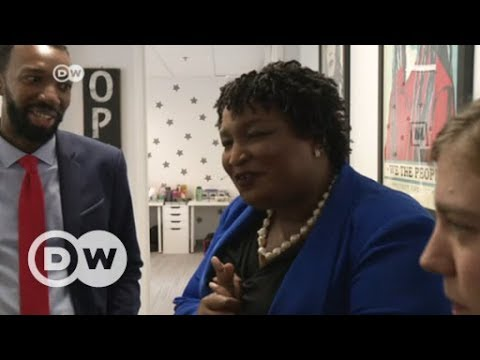 Will Stacey Abrams become first black female governor in US? | DW English