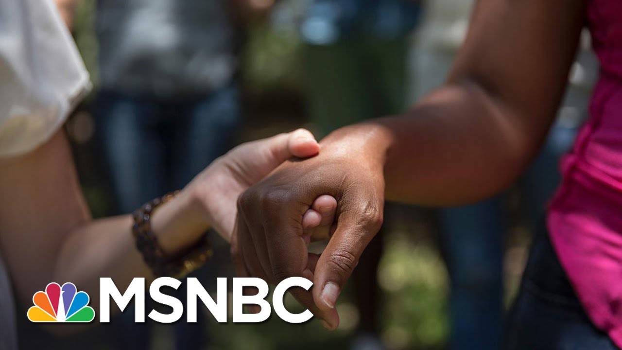 Dallas Ambush Attack Eyewitness: 'I'm Recovering Spiritually Today' | MSNBC thumbnail