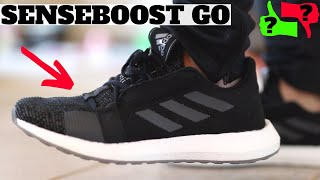 Worth Buying? Adidas SenseBOOST GO Review!