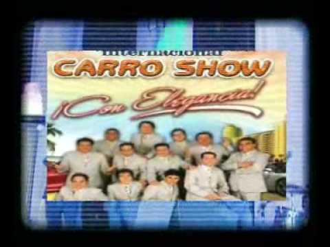carro show amor añejo video oficial