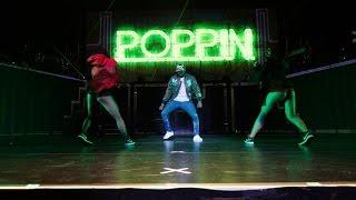 Chris Brown - Poppin & Deuces (LIVE)