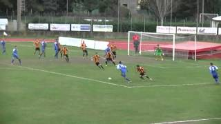 preview picture of video 'Hightlights Cattolica vs Alfonsine 2-0'