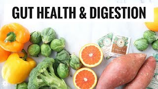 Foods For Gut Health & Digestion   Nutrition & Wellness   Healthy Grocery Girl