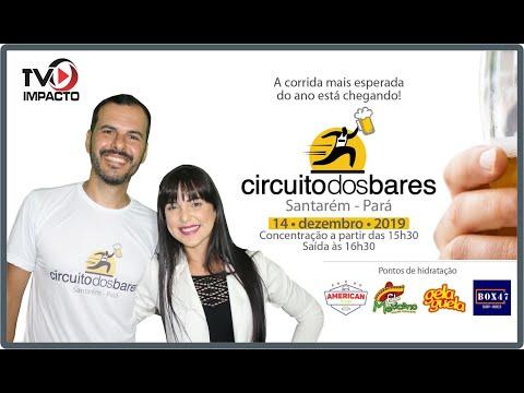 Circuito dos Bares - Evento que une corrida e cerveja terá sua 1ª edição em Santarém