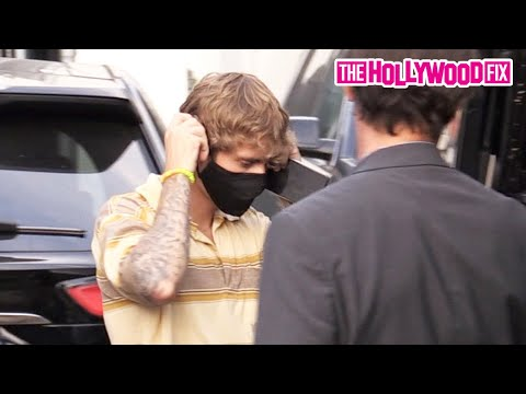 Justin Bieber Is Asked About Bryce Hall's 21st Birthday Party & Shutting Off Power At The Sway House