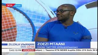 Zoezi Mtaani: Kikosi kinachowafunza watu umuhimu wa mazoezi | Zilizala Viwanjani