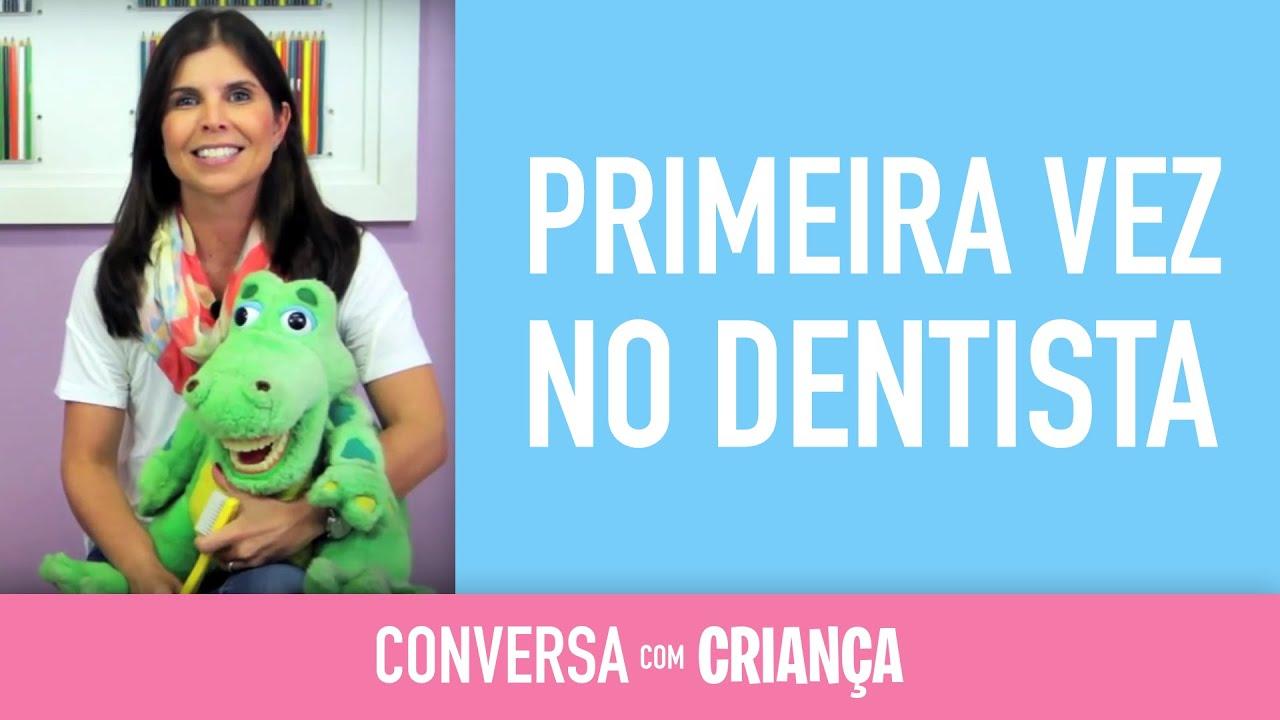 Primeira vez no Dentista | Conversa com Criança
