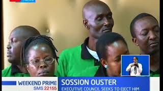 Executive council seeks to eject Wilson Sossion from KNUT office