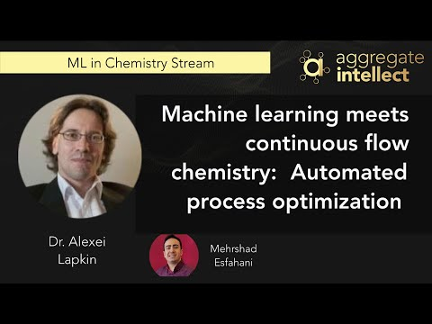 Machine learning meets continuous flow chemistry:  Automated process optimization