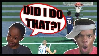 DID HE REALLY JUST DO THAT?!?! - NBA 2K16 Blacktop Gameplay ft. Flam