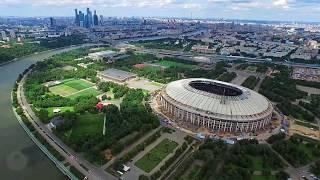 Estadio Luzhniki Moscú - Mundial de Rusia 2018