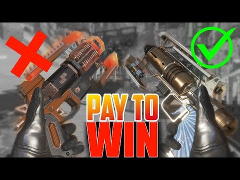 PAY TO WIN SKINS   Apex Legends Romania