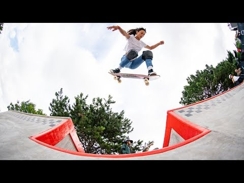 Vans Park Series: Paris Women's Highlights