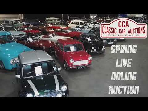 Classic Car Auctions - How a virtual sale works