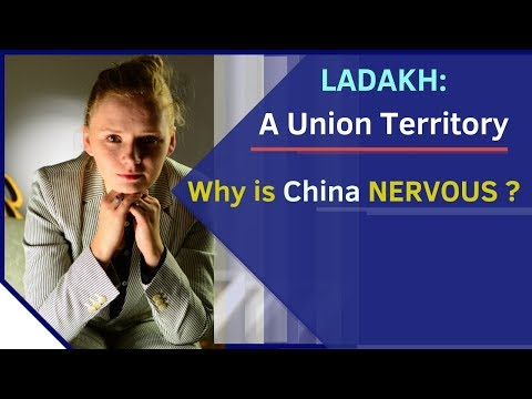 Ladakh: A Union Territory | Why does China sound nervous? (Article 370 removal) | Karolina Goswami