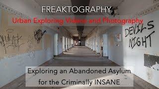 Exploring the Abandoned Rockwood Asylum Urban Exploring Video