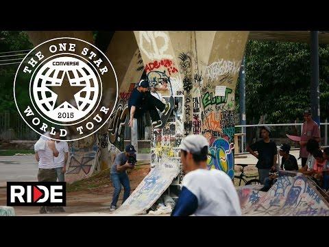 Converse The One Star World Tour - Aaron Herrington, Nuge, Louie Lopez & More