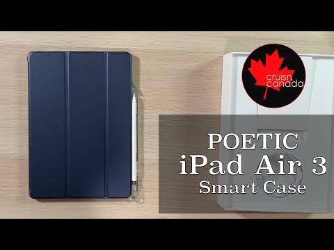 LUMOS X iPad Air 3 Smart Case by Poetic | Worth the Price?