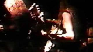 6/6 Absu - The Coming of War (Morbid Scream cover) - Live in New York City (NYC) 1995