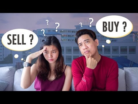 Should I buy or sell an OLD HDB flat?