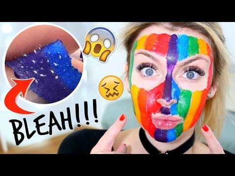I cosmetici giapponesi per occhi una maschera