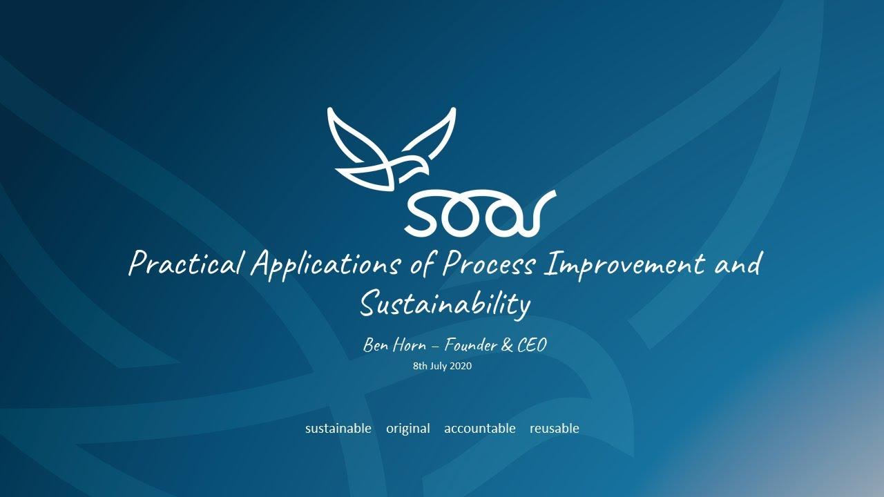 SOAR Sustainability Webinar