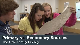 Download Video Primary vs. Secondary Sources MP3 3GP MP4