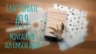 [Craft Update #19] Album aus Umschlägen |HD|