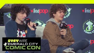 Stranger Things: Full Panel | ECCC 2019 | SYFY WIRE