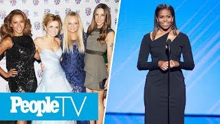 Spice Girls Dish On Upcoming Tour, Michelle Obama Opens Up About Miscarriage | PeopleTV
