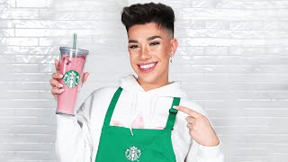Making My Own Starbucks Pinkity Drinkity