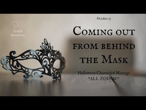 Halloween 2019: Coming out from behind the mask  (they're inspired by you)