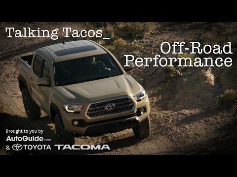 2016 Toyota Tacoma: Watch Current Tacoma Owners Test The New Truck Off-Road