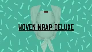 ByKay Wowen wrap deluxe szövött hordozókendő használata