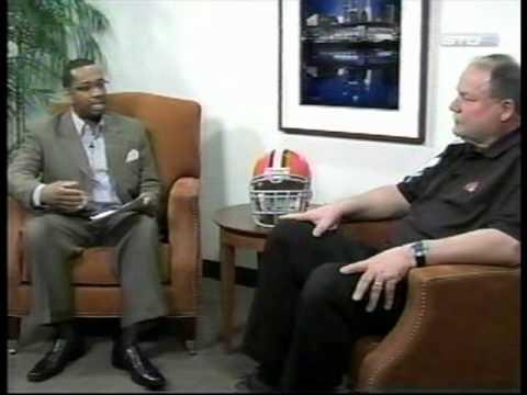 Mike Holmgren Interview 2010.mpg