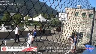 'Diretta streaming II° Torneo internazionale Lago Ceresio ' episoode image